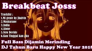 Gambar cover Full Bass Dijamin Merinding | DJ Tahun Baru Happy New Year 2018