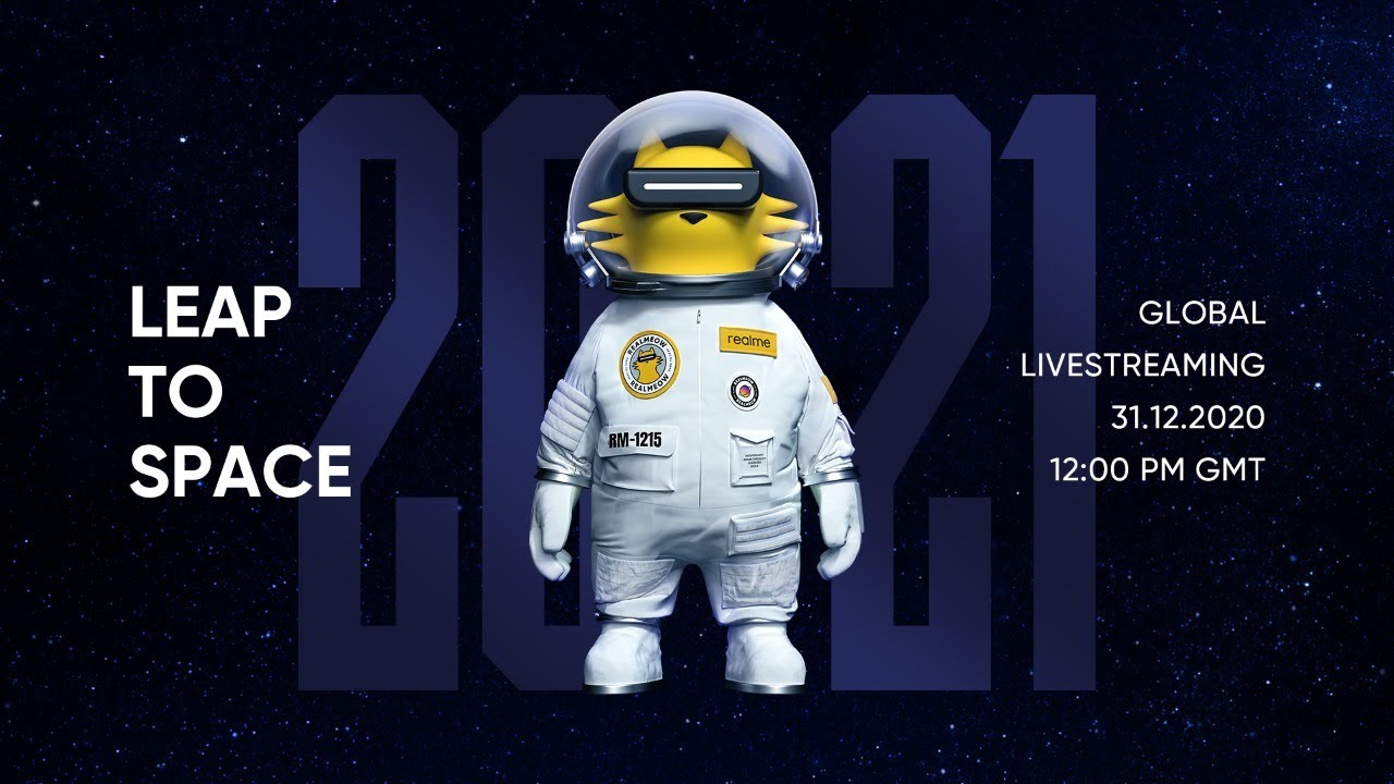 Leap to Space 2021   realmeow