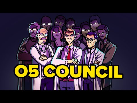 Secret Group that Runs the World - SCP O5 Council Explained (SCP Animation)