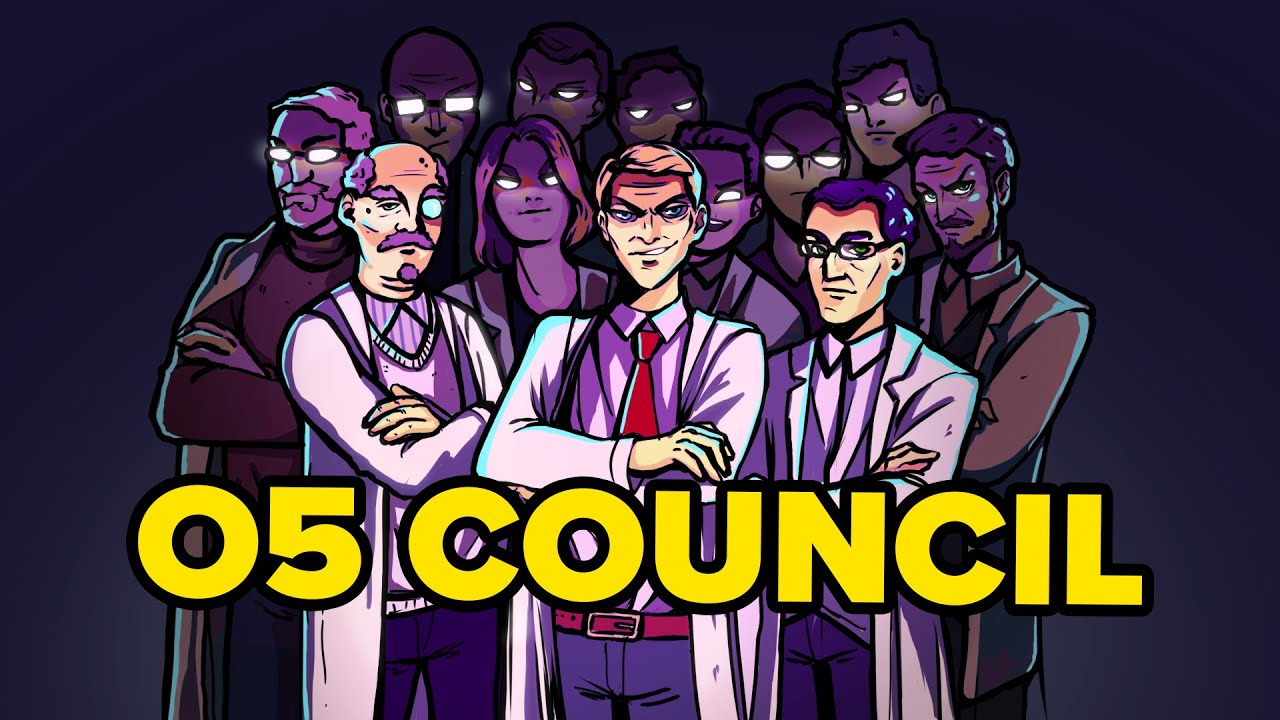 Download Secret Group that Runs the World - SCP O5 Council Explained (SCP Animation)