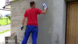 Štukování zdi