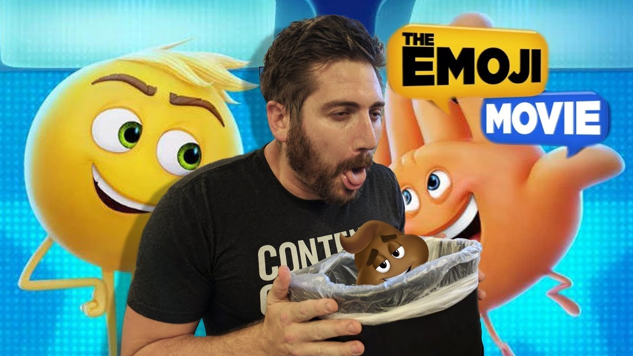 "Emoji Movie is What's Wrong with Hollywood."" - Movie Podcast - YouTube"