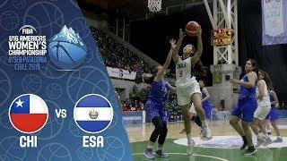 Chile v El Salvador - FIBA U16 Women's Americas Championship 2019