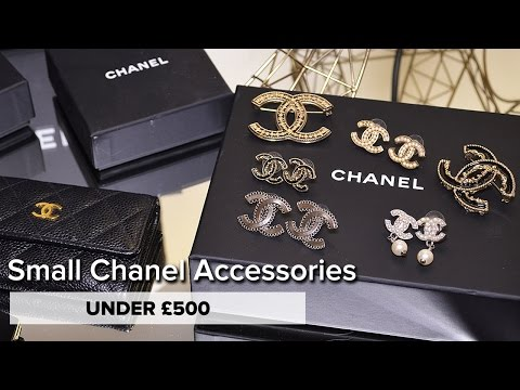 REVIEW | Chanel Accessories | Earrings, SLGs, Brooches