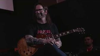 NAMM 2020: Gary Holt - AmpliTube, AXE I/O Thrash Metal Q&A and Performance
