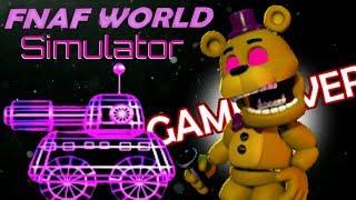 Download Fnaf World Simulator Episode 16 Supreme Fredbear