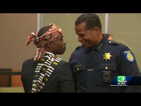 Sacramento Police Issue