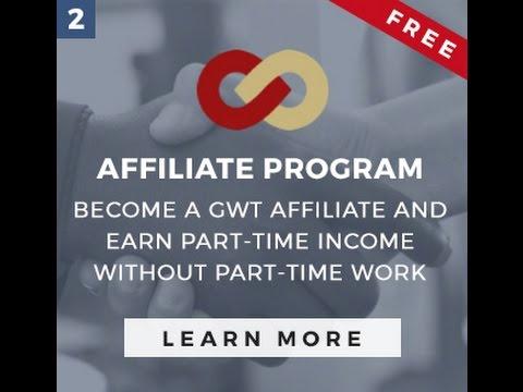 GWT MIM Monday Night Team Call - GWT Affiliate Program Webinar Recap - May 8, 2017