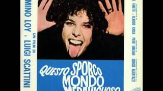 Piero Umiliani Questo sporco mondo meraviglioso ost lp 1971