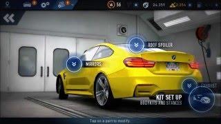 Need For Speed:No Limits | BMW M4 F82 Customization