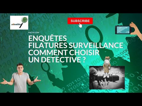 Enquêtes, filatures et surveillance : à quoi sert un consultant en investigation ?