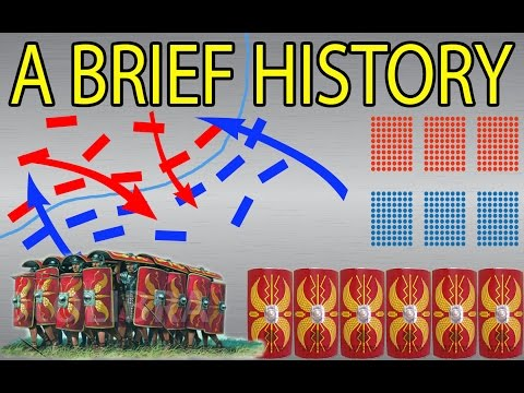 A Brief History: The Roman Navy
