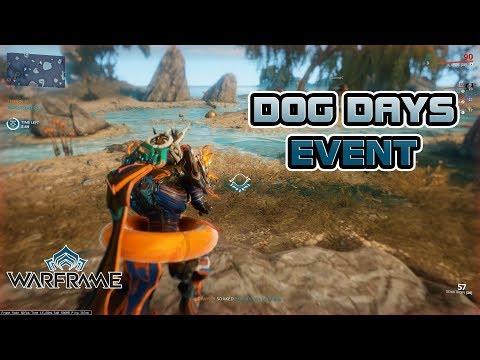 Warframe Dog Days Event & Pearls Exchange