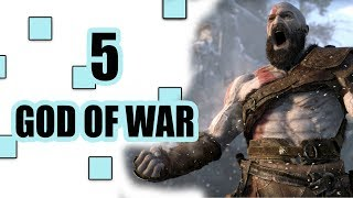 Восхождение Кратоса   GOD OF WAR 5 анонсировали   Обзор   Playstation 5