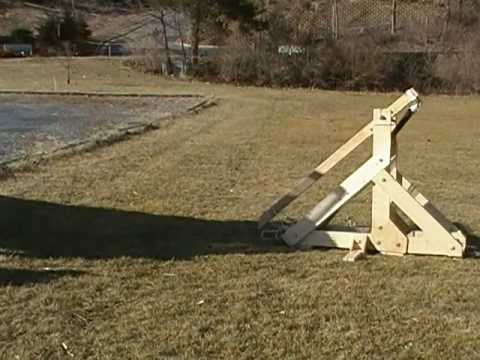 Spring Catapult Youtube