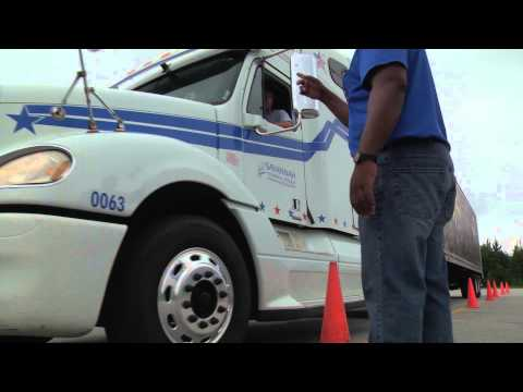 Commercial Truck Driving Training at Savannah Technical College