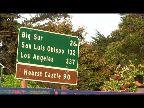 Big Sur Marathon 2011 - Race Day.mp4