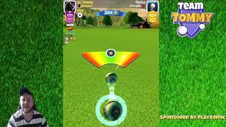 Golf Clash tips, Playthrough, Hole 1-9 - EXPERT - TOURNAMENT WIND! Summer Major Tournament! thumbnail