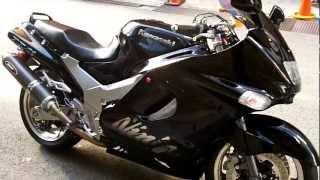 バイクショップ ZETA-ONE ZX-11 (ZZR1100)D6