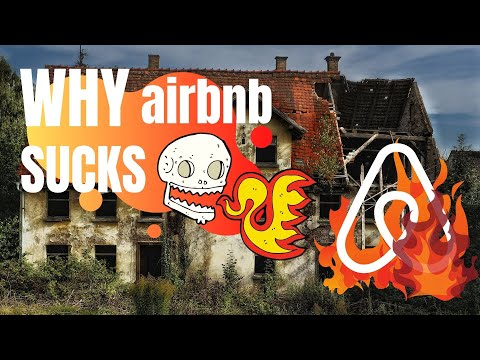 This is why airbnb sucks and hotels are better