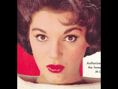 Connie Francis - Muchas Gracias  {Danke  Schoen}  (Spanish version)(2)