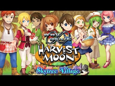 Harvest Moon Skytree Village Review