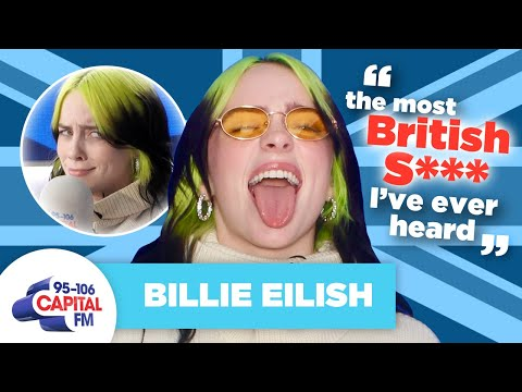 Billie Eilish Roasts British People 😂🇬🇧 | FULL INTERVIEW | Capital