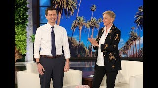Ellen Gives Mayor Pete Buttigieg a Platform to Make His Big Announcement