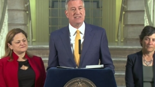NYC Mayor Wants Rikers Island Closed in Decade