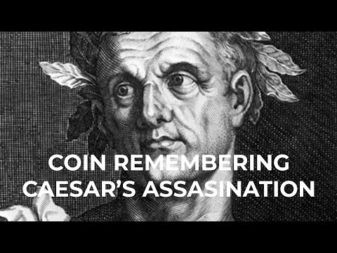 Coins Commemorating The Assassination Of Caesar | Interesting Ancient Coins | What Coins To Collect?