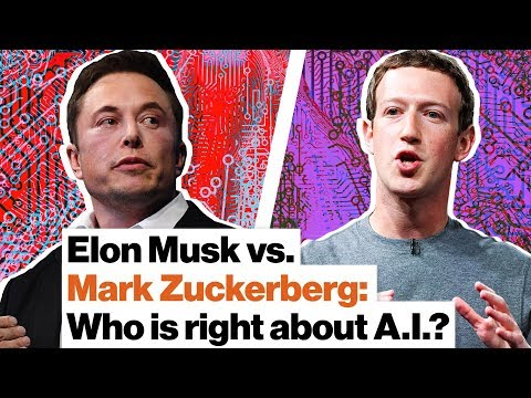 Michio Kaku: Who is right about A.I.: Mark Zuckerberg or Elon Musk?