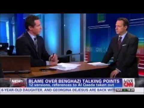 CNN: Benghazi Talking Points Edited Beyond Accuracy