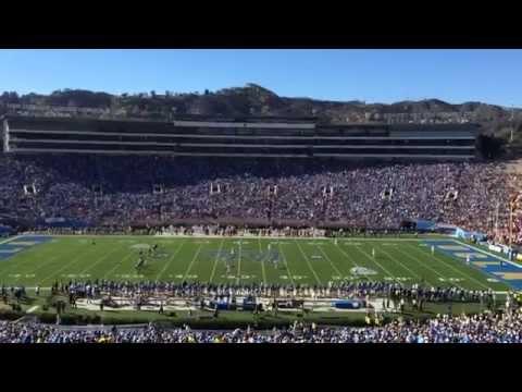 UCLA Football Stadium - the Rose Bowl