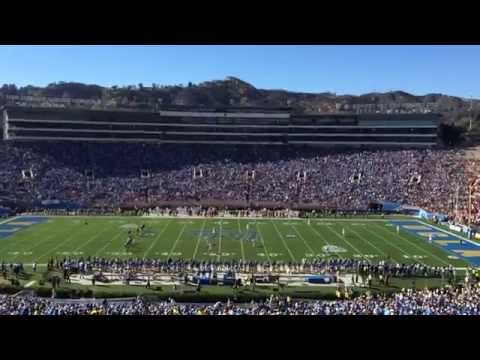 UCLA Football Stadium - the Rose Bowl