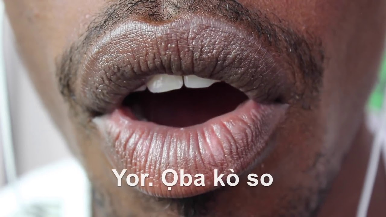 Yoruba is allegedly an official language in Brazil and Cuba - YouTube