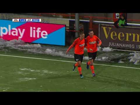 Samenvatting FC Volendam - Jong FC Utrecht (08-12-2017)