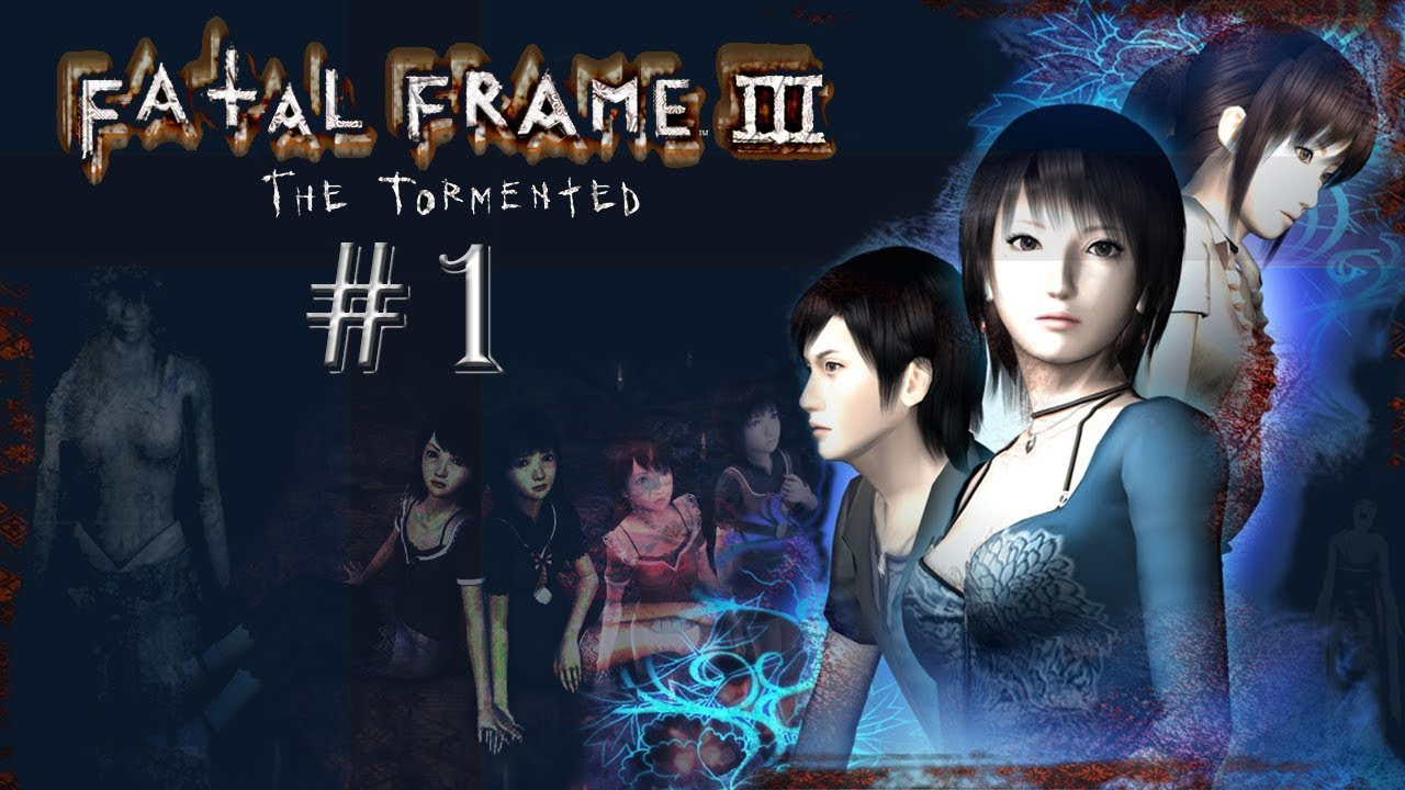 Fatal Frame III: The Tormented ps2 análisis - YouTube