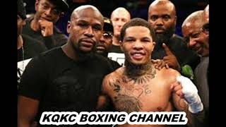 WHEN WILL FLOYD THINK OF GERVONTA RATHER THEN PROMOTING HIMSELF?