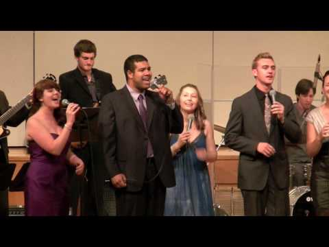 """Final Concert 20/20 - Sac State Jazz Singers - """"I'm Yours"""""""