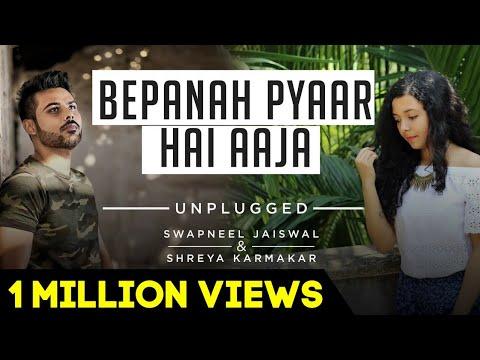Download Bepanah Pyaar Hai Aaja (Suna Suna Lamha Lamha)| Swapneel Jaiswal, Shreya Karmakar| Yadon ke dhago me