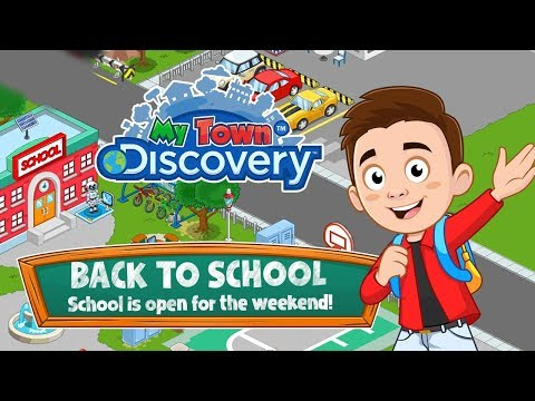 My Town : Discovery - Back to school Free this weekend