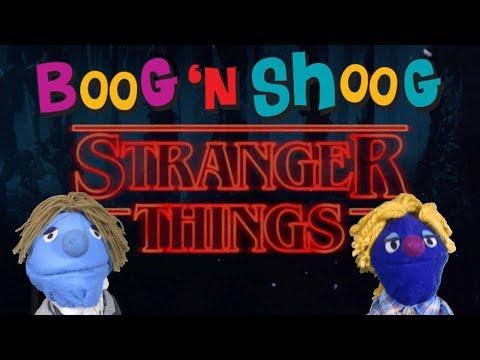 Stranger Things Season 2 FUNNY Parody CLASSIC
