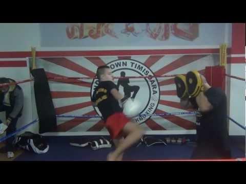 Kickbox Timisoara Club Sportiv Knock Down