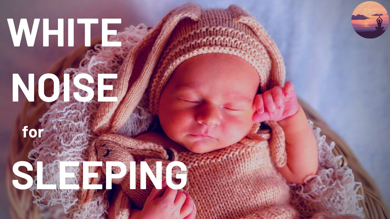 White Noise to help your baby sleep. Sleep sounds for baby ...