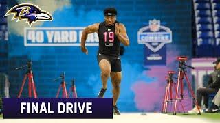 Don't Sleep on Malik Harrison's Athleticism | Ravens Final Drive