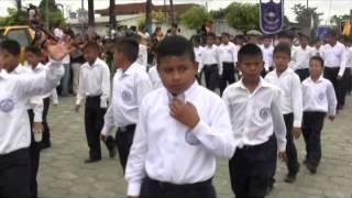 Desfile en Mariscal Sucre