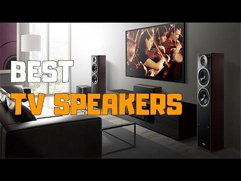 Best TV Speakers in 2020 - Top 6 TV Speaker Picks