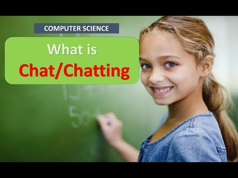 What Is Chat/Chatting