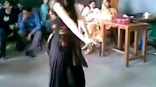 College Girl Sexy Dance