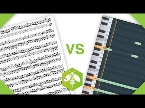 Traditional vs New Music Theory